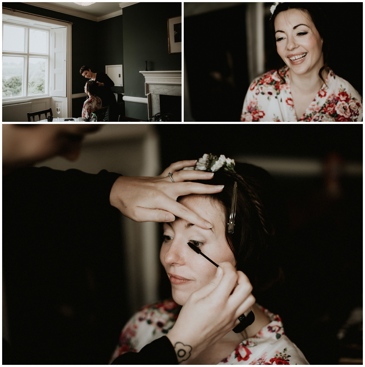 Make up by Omie Megan, Photograph by Lauren Scotti Photographer