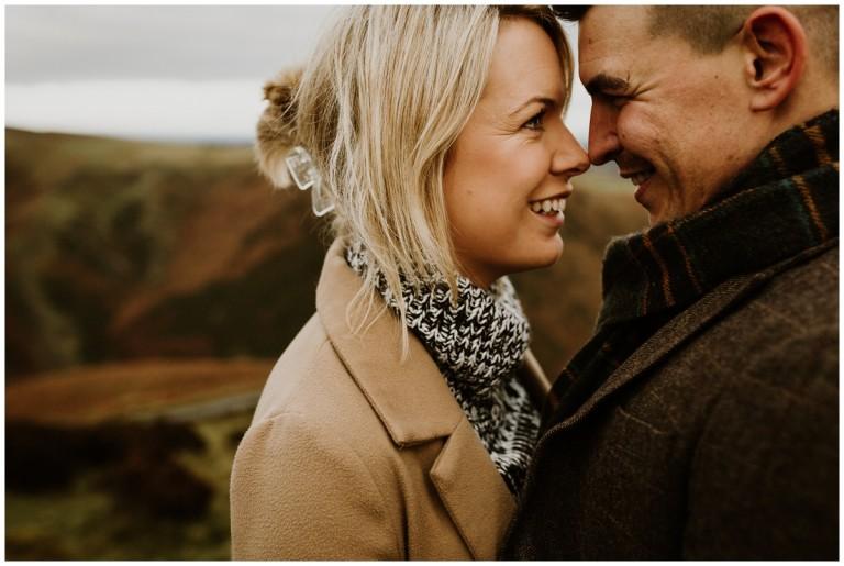 Rachel and David // The Longmynd, Shropshire