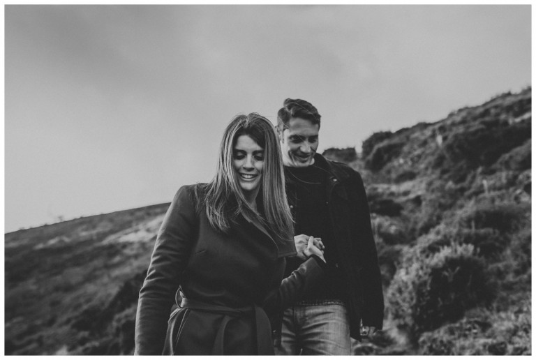 Kathryn, Tom and Jenson // Carding Mill Valley Shropshire