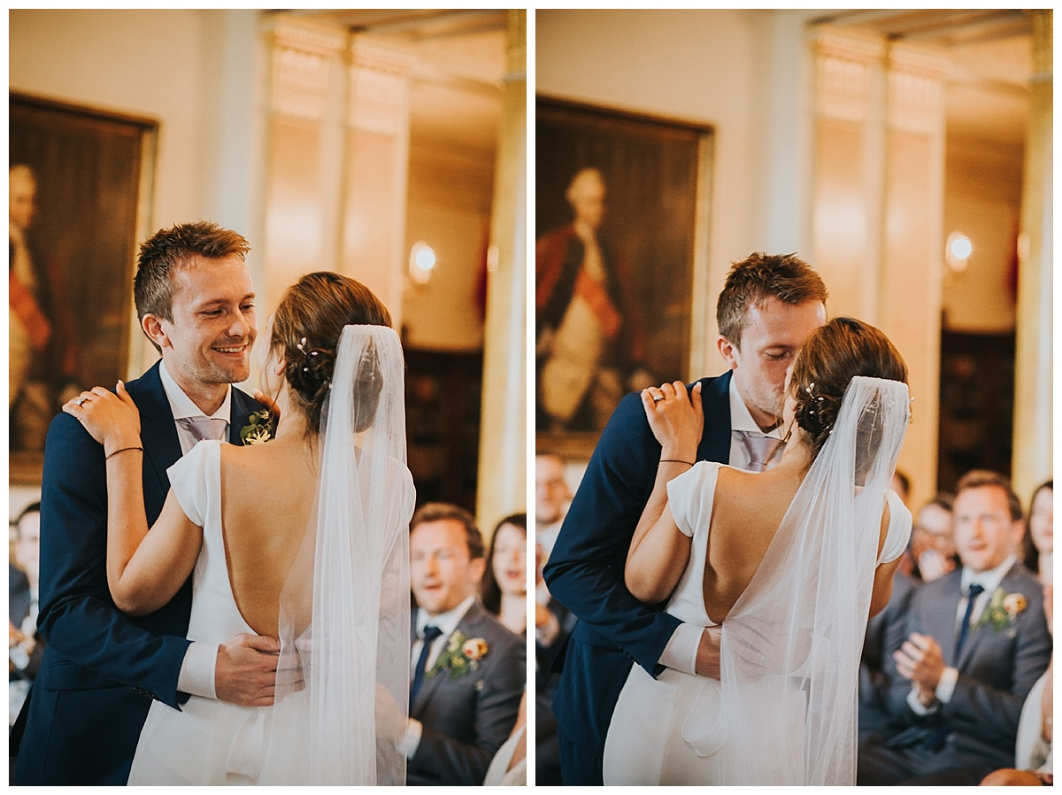 Indie Love - Walcot Hall Wedding Photographer Shropshire_0019
