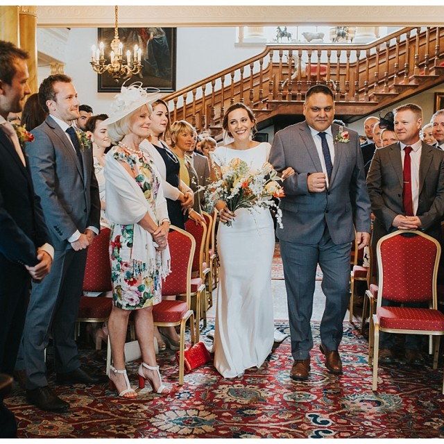 Indie Love - Walcot Hall Wedding Photographer Shropshire_0021