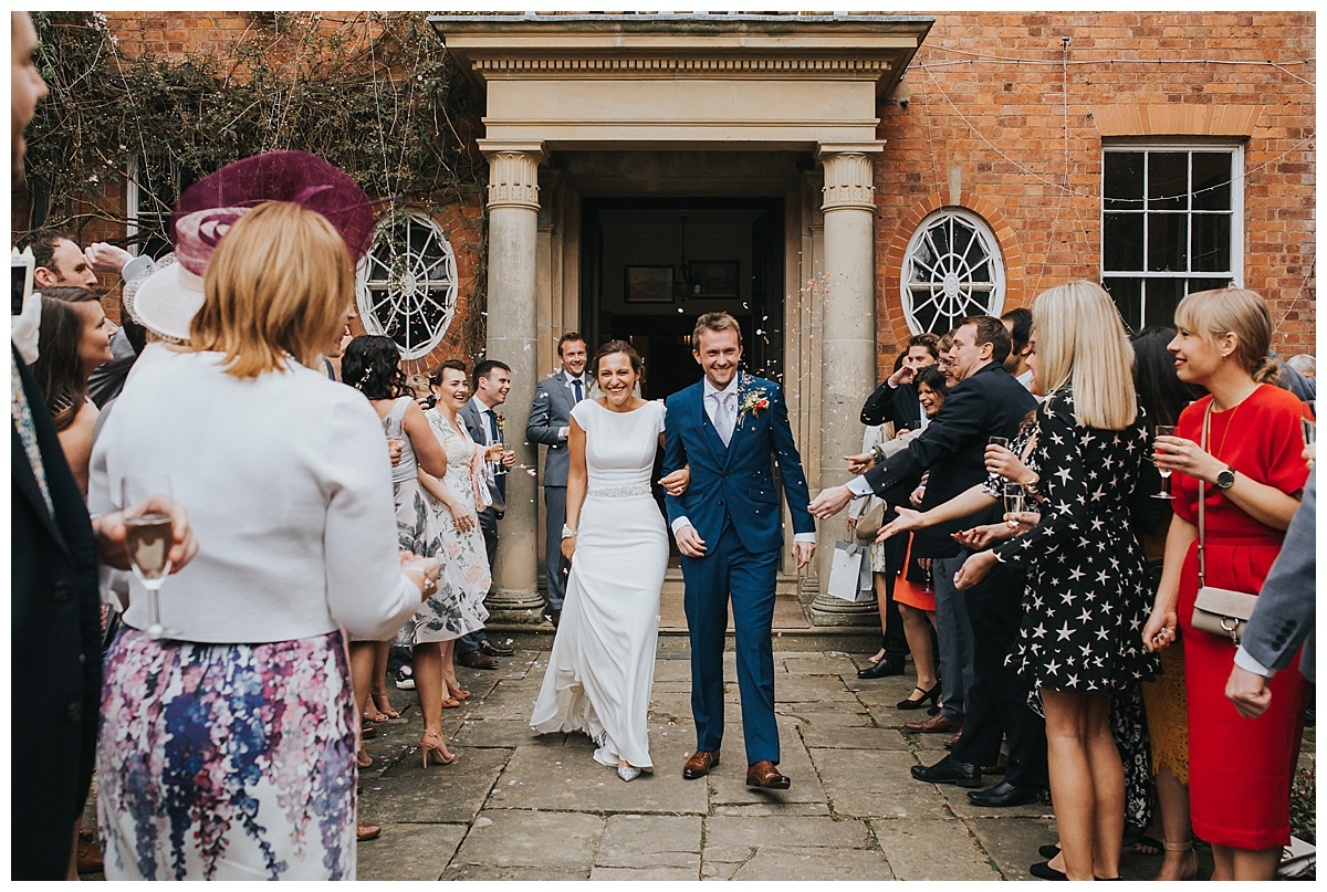 Indie Love - Walcot Hall Wedding Photographer Shropshire_0026