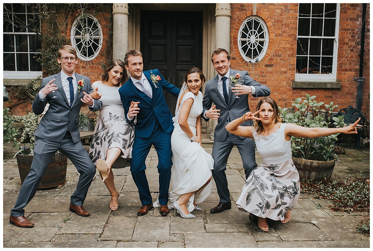 Indie Love - Walcot Hall Wedding Photographer Shropshire_0027