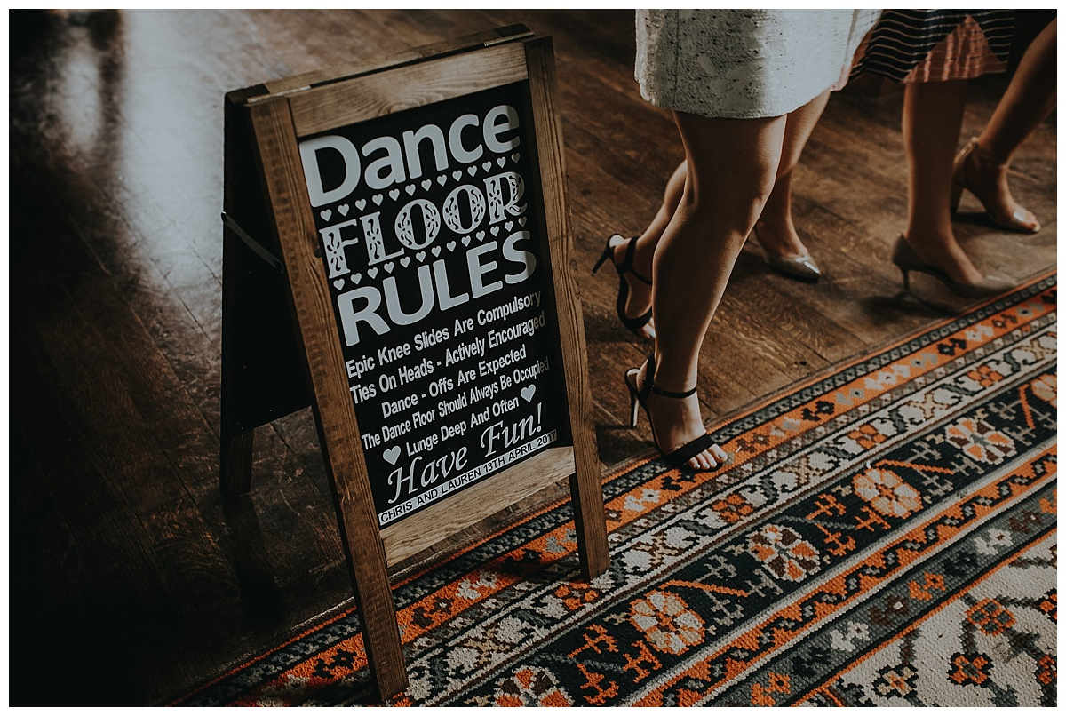Indie Love - Walcot Hall Wedding Photographer Shropshire_0034