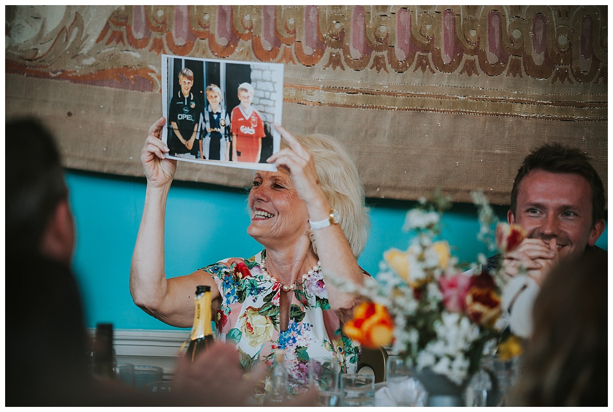 Indie Love - Walcot Hall Wedding Photographer Shropshire_0038