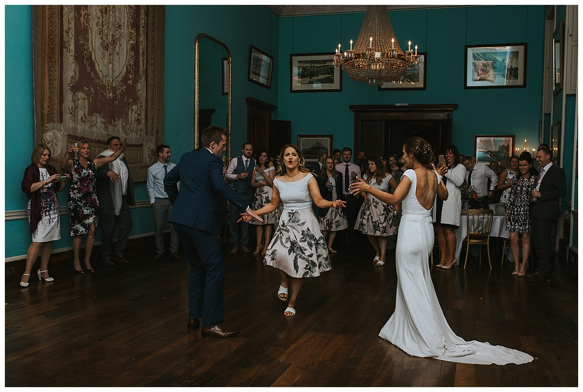 Indie Love - Walcot Hall Wedding Photographer Shropshire_0043
