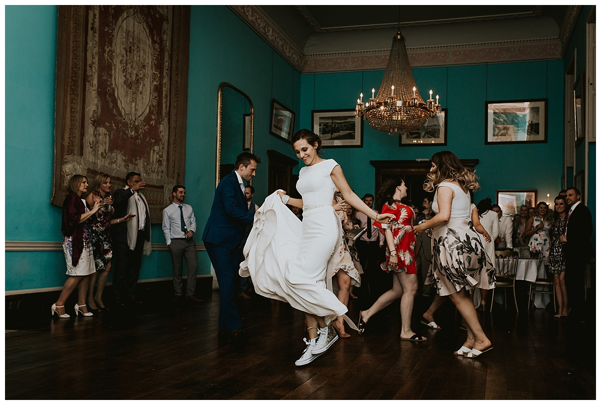 Indie Love - Walcot Hall Wedding Photographer Shropshire_0045