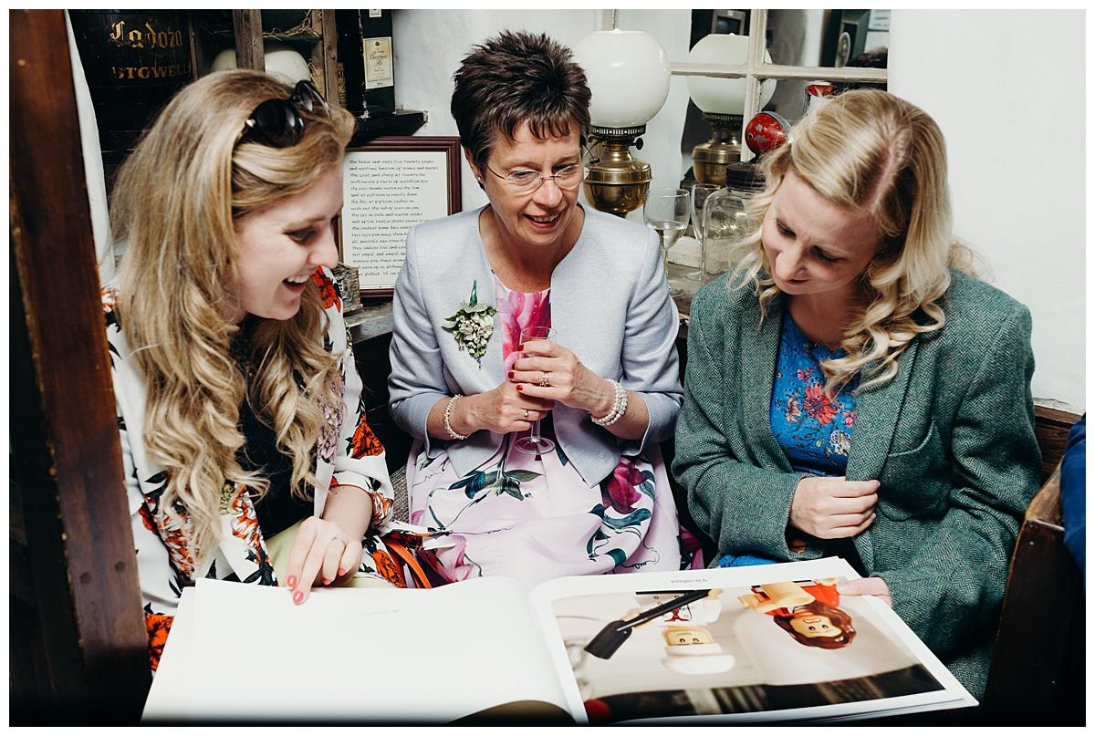 Indie Love - Humanist Wedding_ Appletreewick Yorkshire_0023