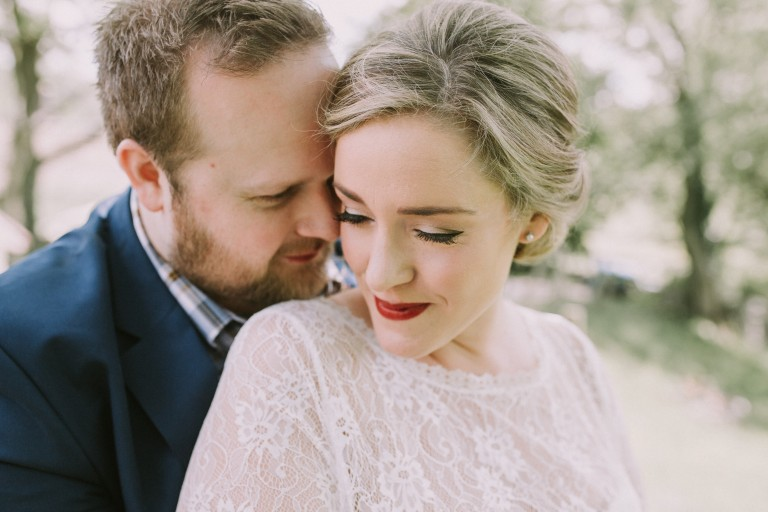 Jen and Jon // Humanist Wedding, Appletreewick, Yorkshire