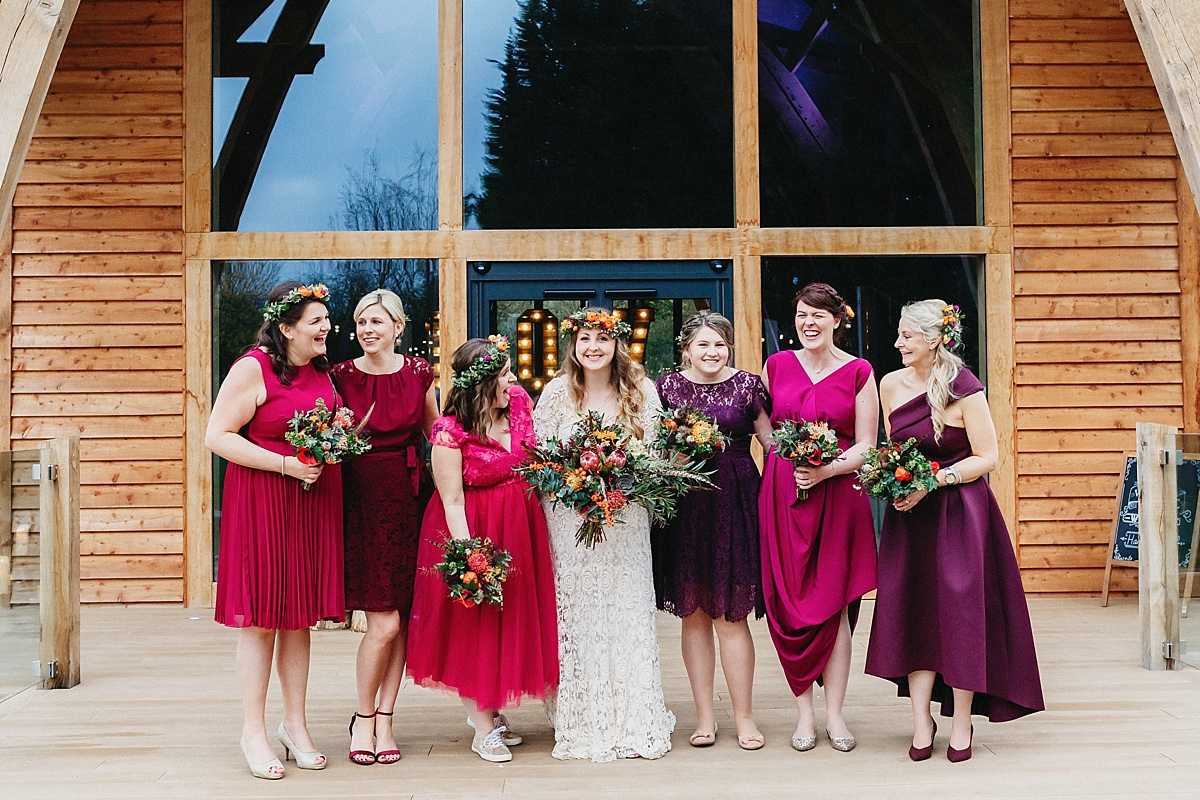Indie Love Photography_The Mill Barns Wedding Shropshire_H+J29