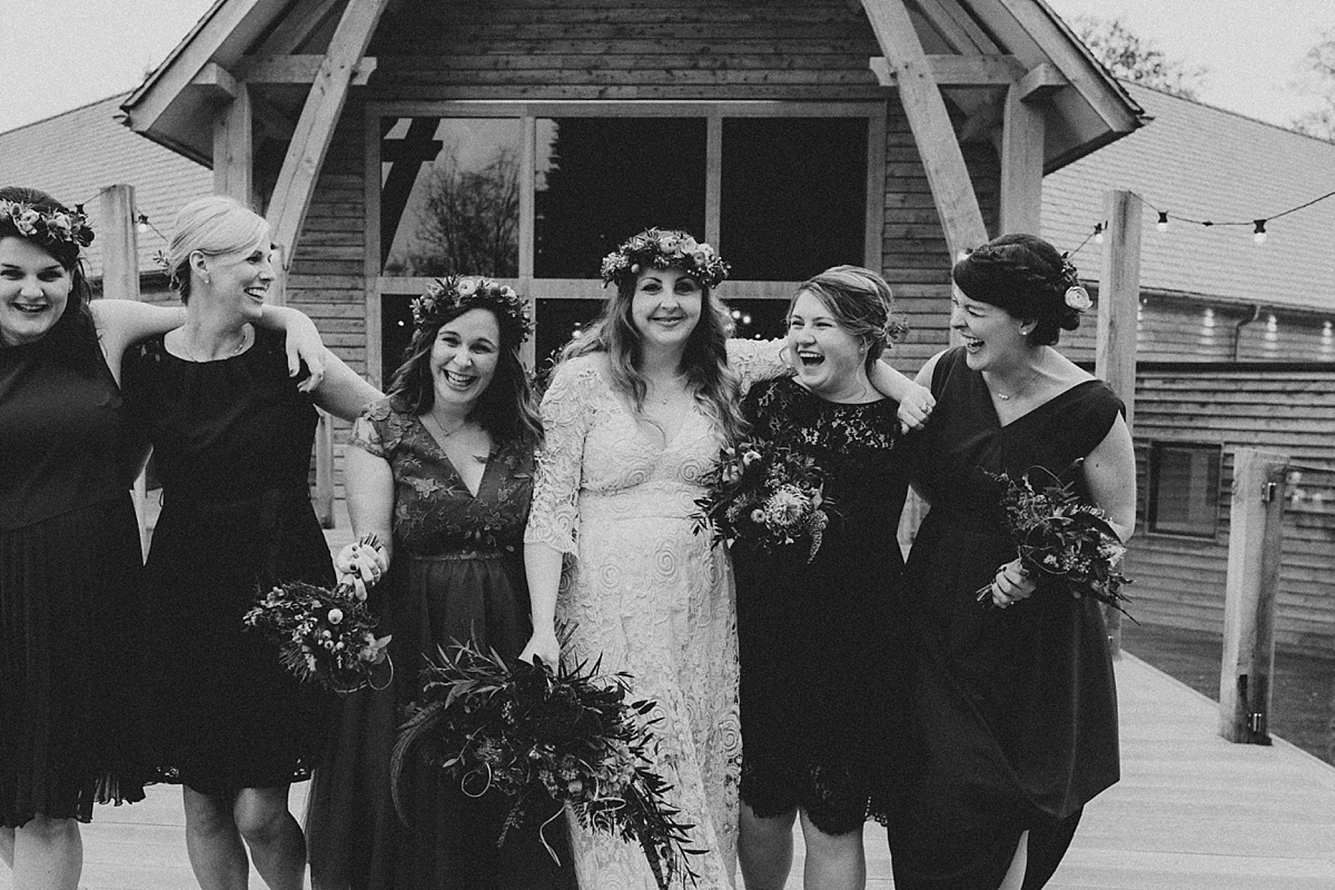 Indie Love Photography_The Mill Barns Wedding Shropshire_H+J30