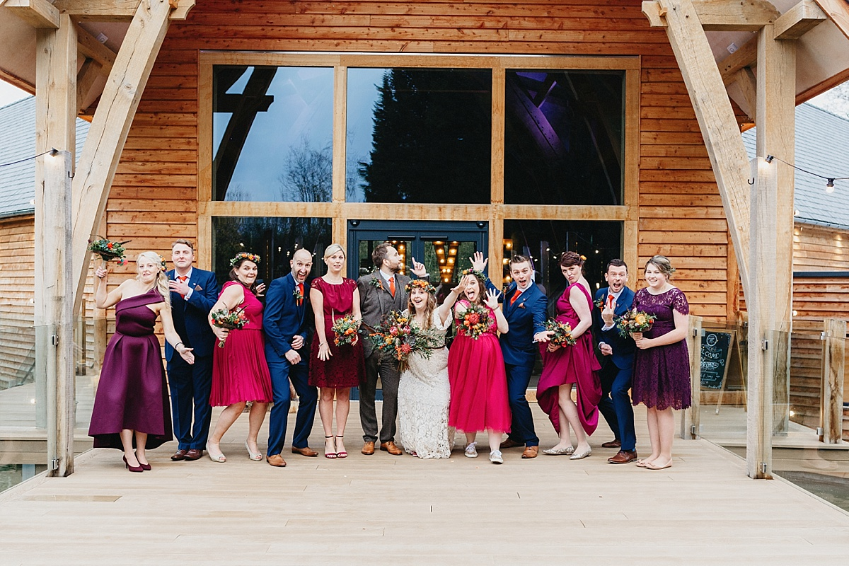 Indie Love Photography_The Mill Barns Wedding Shropshire_H+J31