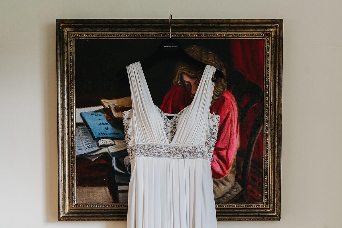 Amanda Wakely Wedding Dress
