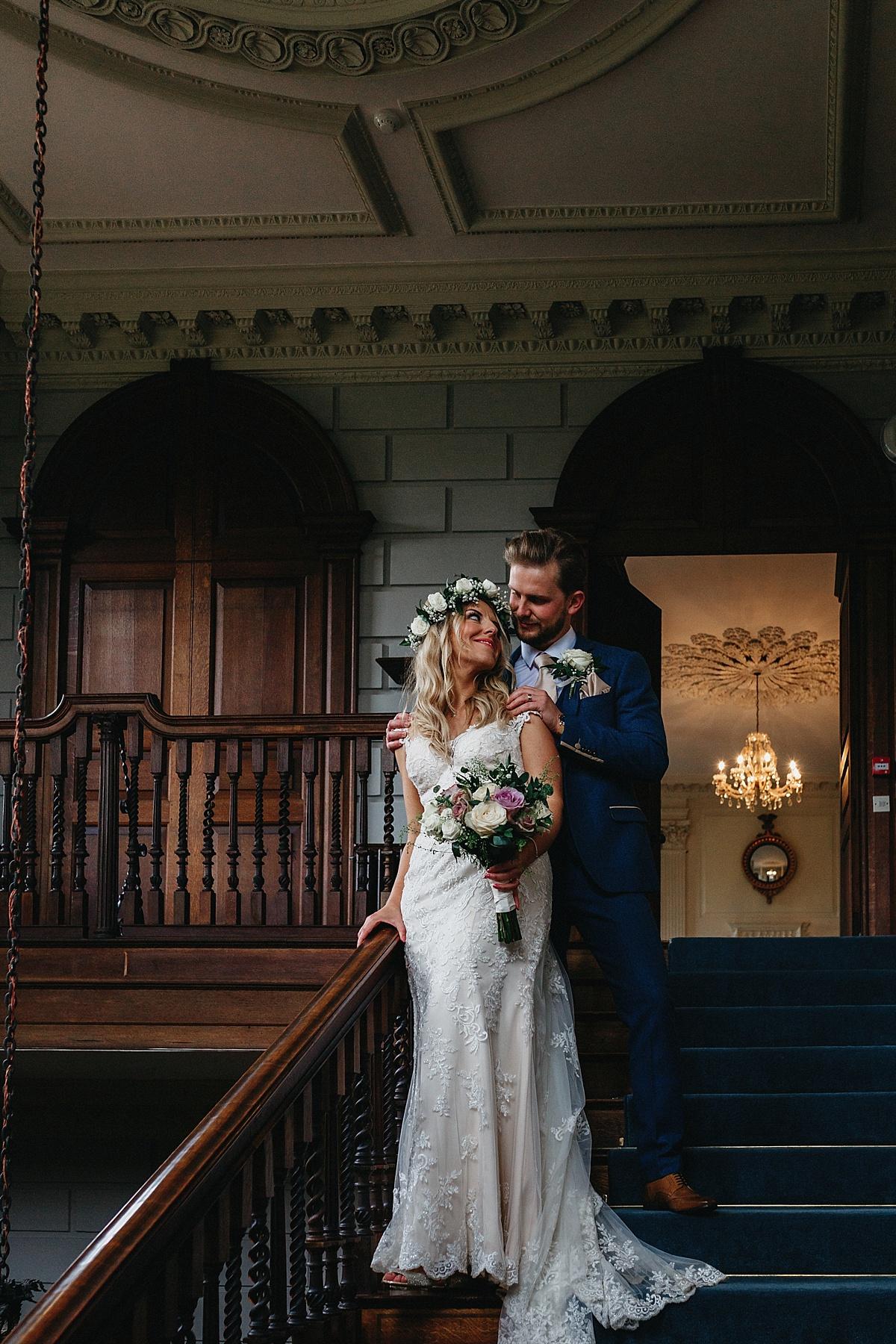 Indie Love Photography, Davenport House Wedding, Shropshire_D+C242