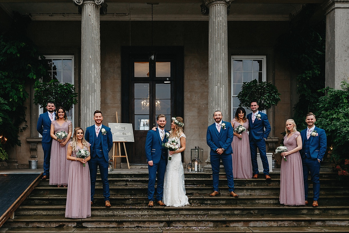Indie Love Photography, Davenport House Wedding, Shropshire_D+C261