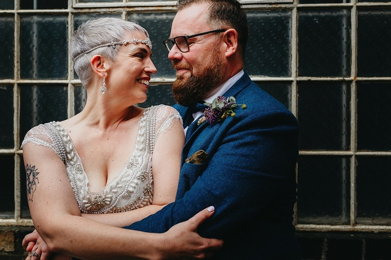 Jayne and Dave // Enginuity Museum, Shropshire