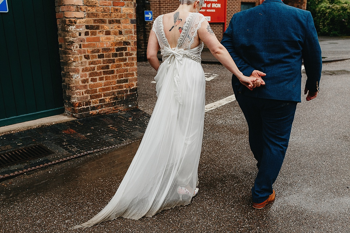 Indie Love Photography, Enginuity Museum Wedding, Shropshire_J+D-78