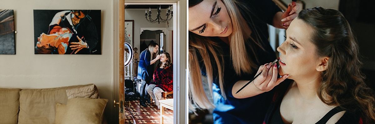Indie Love Photography_Country Pub Wedding_N+P-18