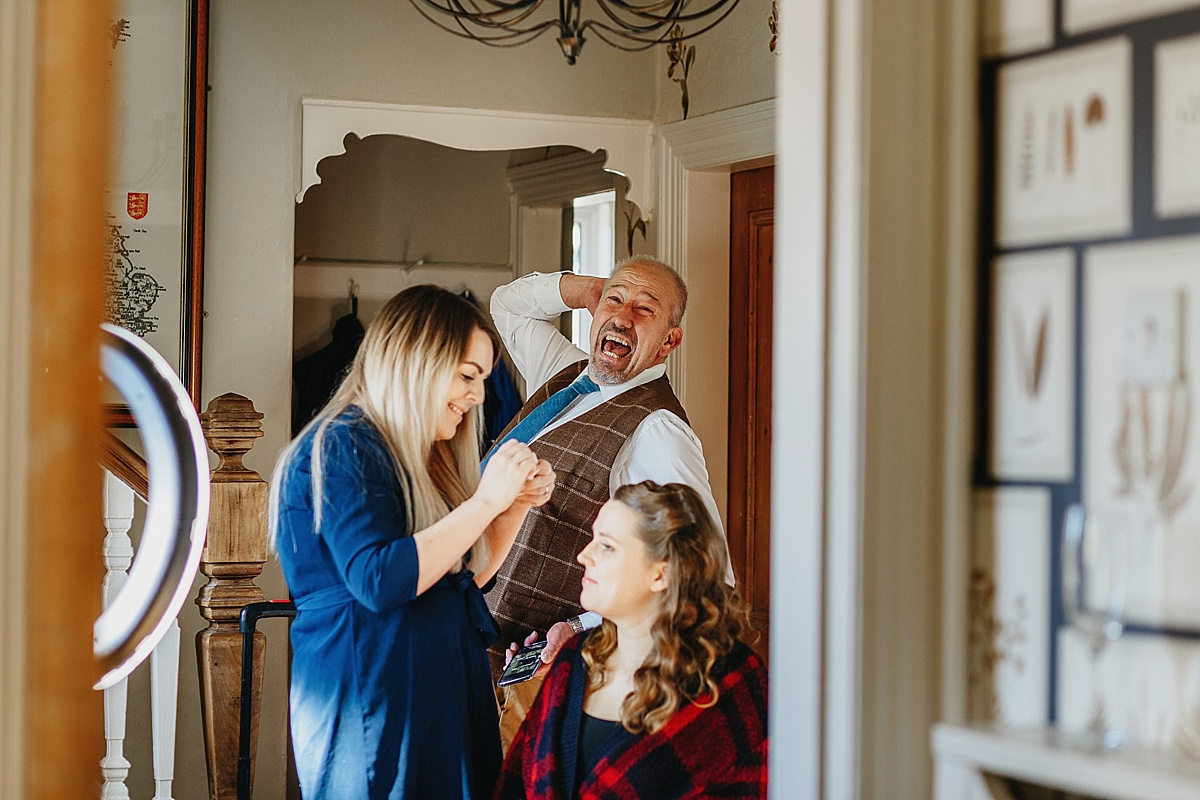 Indie Love Photography_Country Pub Wedding_N+P-19