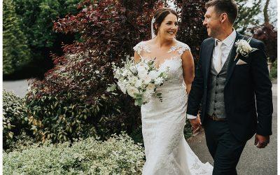Jodie and Chris // Fishmore Hall Hotel Wedding, Shropshire