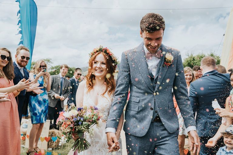 Milly and Mike // Barnutopia Wedding, Shropshire