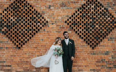 Laura and Gaith // Shustoke Barn Wedding, Warwickshire