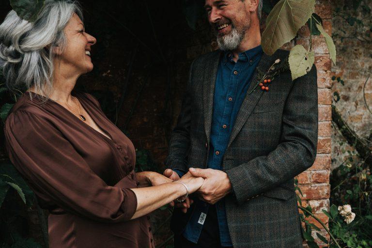 Sarah and Justin // Walcot Hall Wedding, Shropshire