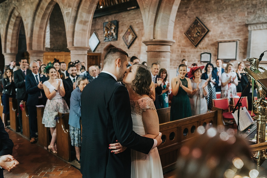 Indie Love Photography_Shropshire Village Hall Wedding_ R+S-35