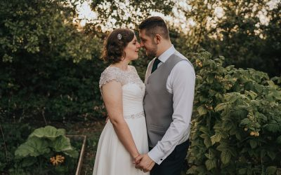 Rosie and Sam // The Chapel, Cross Houses, Shropshire