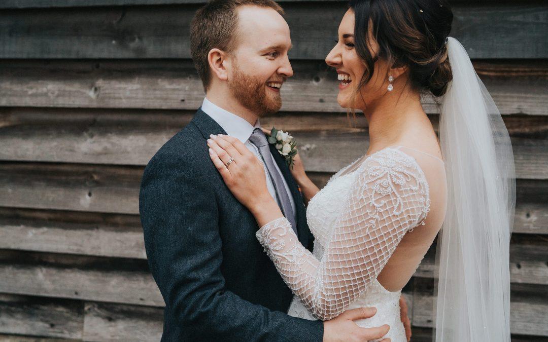 DEMI AND OWEN // Pim Hill Barn Wedding, Shropshire