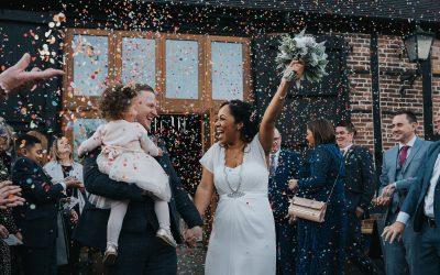 Jemma and James // The Hundred House Wedding, Shropshire