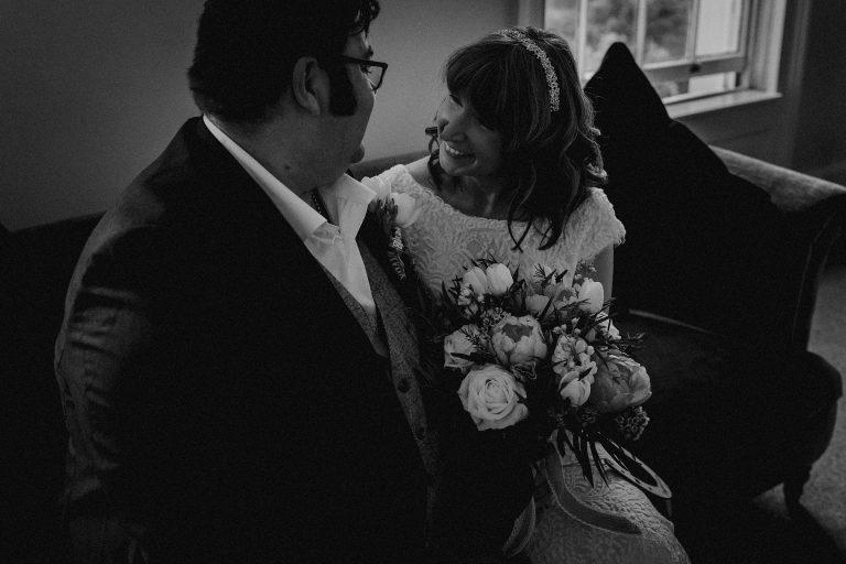 Kate and Mat // Micro Wedding Sandwell