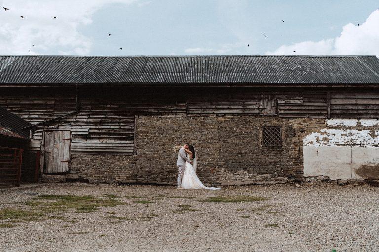 Jess and Dan // Wilde Lodge Wedding Powys