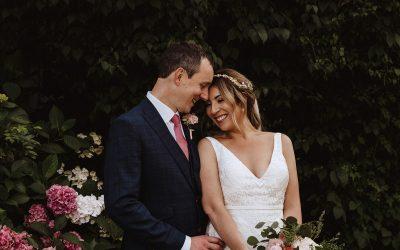 Lydia and Pete // Davenport House Wedding, Shropshire