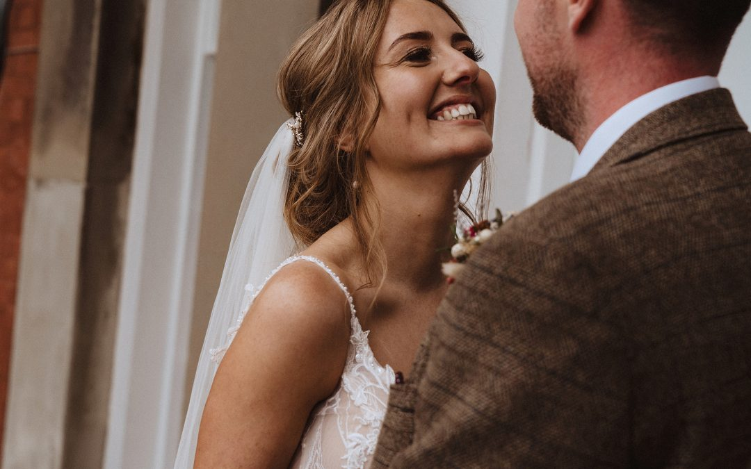 Rosina and Liam // Homme House Wedding, Herefordshire