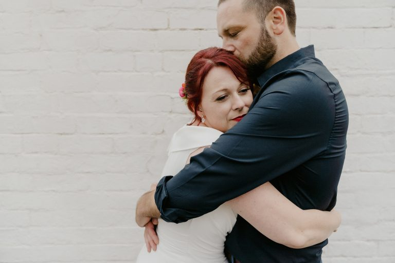 Siobhan and George // Hundred House Wedding, Shropshire