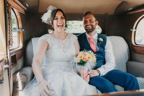 Alternative Shropshire Wedding Photography